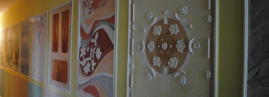 Реставратор декоративно-художніх фарбувань, реставратор декоративних штукатурок та ліпних виробів