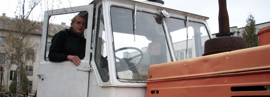 Cлюсар з ремонту с/г машин та устаткування, тракторист-машиніст с/г виробництва
